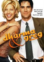 Dharma & Greg movie poster (1997) picture MOV_41f8d097