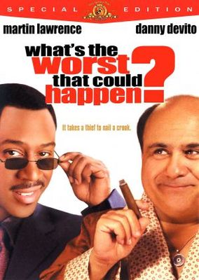 What's The Worst That Could Happen movie poster (2001) poster MOV_41fa3d34