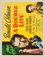 A Double Life movie poster (1947) picture MOV_41fdb268