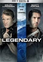 Legendary: Tomb of the Dragon movie poster (2013) picture MOV_4203fc95