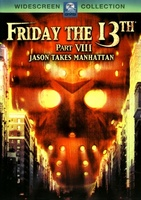Friday the 13th Part VIII: Jason Takes Manhattan movie poster (1989) picture MOV_42089517