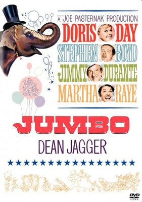 Billy Rose's Jumbo movie poster (1962) poster MOV_42187251