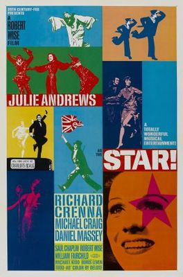 Star! movie poster (1968) poster MOV_4218a441