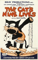The Cat's Nine Lives movie poster (1926) picture MOV_4221ff21