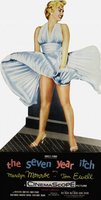 The Seven Year Itch movie poster (1955) picture MOV_42221512