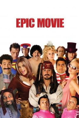 Epic Movie movie poster (2007) poster MOV_4223f06c