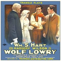 Wolf Lowry movie poster (1917) picture MOV_422587c4