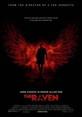 The Raven movie poster (2012) poster MOV_423ca79d