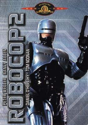 RoboCop 2 movie poster (1990) poster MOV_4243cee7