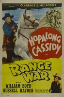 Range War movie poster (1939) picture MOV_42461a5d