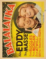 Balalaika movie poster (1939) picture MOV_424ab26c