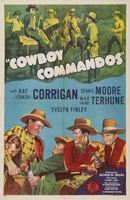 Cowboy Commandos movie poster (1943) picture MOV_42537be5