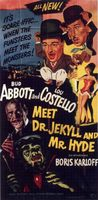 Abbott and Costello Meet Dr. Jekyll and Mr. Hyde movie poster (1953) picture MOV_4258580c