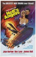 Hell's Angels movie poster (1930) picture MOV_425c4dea