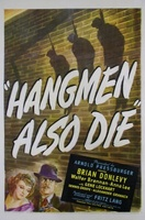 Hangmen Also Die! movie poster (1943) picture MOV_425d628f