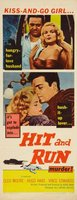 Hit and Run movie poster (1957) picture MOV_42661a1b