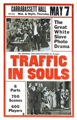 Traffic in Souls movie poster (1913) poster MOV_426df4aa