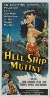 Hell Ship Mutiny movie poster (1957) picture MOV_427a68b1