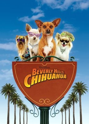 Beverly Hills Chihuahua movie poster (2008) poster MOV_427d2a7b