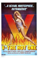 'V': The Hot One movie poster (1978) picture MOV_42828800