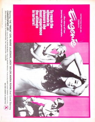 Eugenie movie poster (1970) poster MOV_428322ea