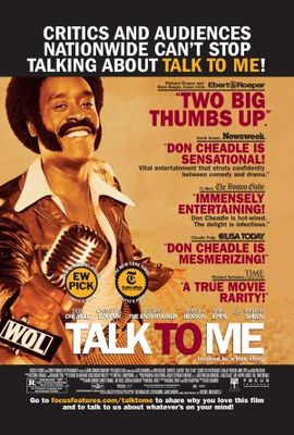Talk to Me movie poster (2007) poster MOV_4285e493