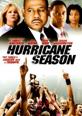 Hurricane Season movie poster (2009) poster MOV_42896997