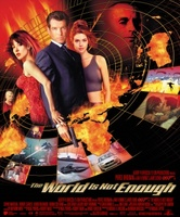 The World Is Not Enough movie poster (1999) picture MOV_428adc0b