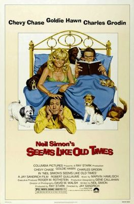 Seems Like Old Times movie poster (1980) poster MOV_428c361b