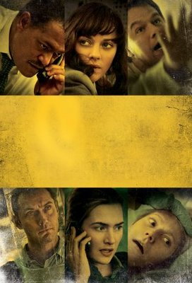 Contagion movie poster (2011) poster MOV_4293d6ae