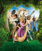 Tangled movie poster (2010) picture MOV_429adbdc