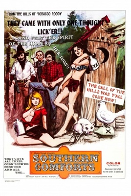 Southern Comforts movie poster (1971) poster MOV_42a06c34