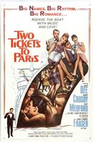 Two Tickets to Paris movie poster (1962) picture MOV_42a0fb2a