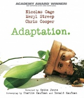 Adaptation. movie poster (2002) picture MOV_42b8e7d0
