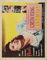 Paula movie poster (1952) picture MOV_42b996f2