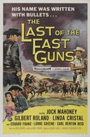 The Last of the Fast Guns movie poster (1958) picture MOV_42b9cbce