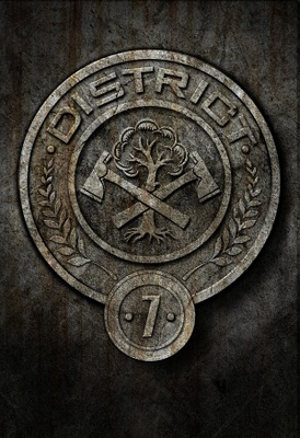 The Hunger Games movie poster (2012) poster MOV_42b9fd3d