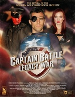 Captain Battle: Legacy War movie poster (2013) picture MOV_42bb807c