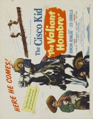 The Valiant Hombre movie poster (1948) poster MOV_42bbc1ff