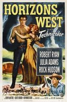 Horizons West movie poster (1952) picture MOV_42d6595a