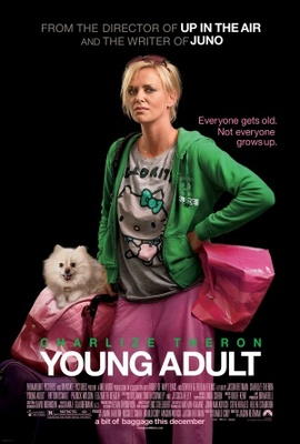 Young Adult movie poster (2011) poster MOV_42d79b53