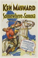 Somewhere in Sonora movie poster (1927) picture MOV_42dc0883