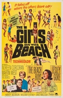 The Girls on the Beach movie poster (1965) picture MOV_42de1964