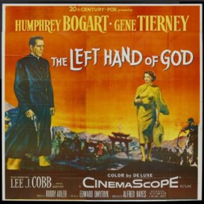 The Left Hand of God movie poster (1955) poster MOV_42e5e9f8