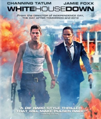 White House Down movie poster (2013) poster MOV_42e8e71c