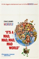 It's a Mad Mad Mad Mad World movie poster (1963) picture MOV_42e90627
