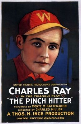 The Pinch Hitter movie poster (1917) poster MOV_42e91a45