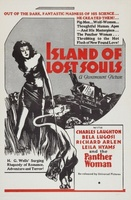Island of Lost Souls movie poster (1933) picture MOV_42ea62bc