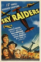 Sky Raiders movie poster (1941) picture MOV_42eb21b7