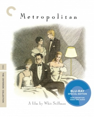 Metropolitan movie poster (1990) poster MOV_42f6570c